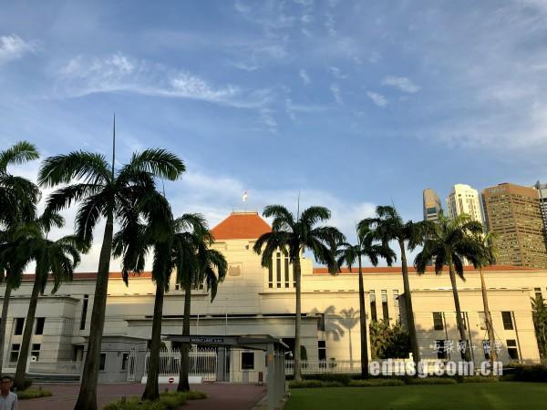 新加坡留学广告学专业网申