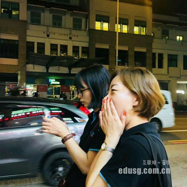 新加坡留学需保证金吗