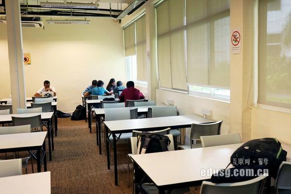 去新加坡留学要花多少钱