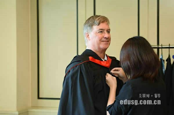 新加坡留学硕士要多少钱