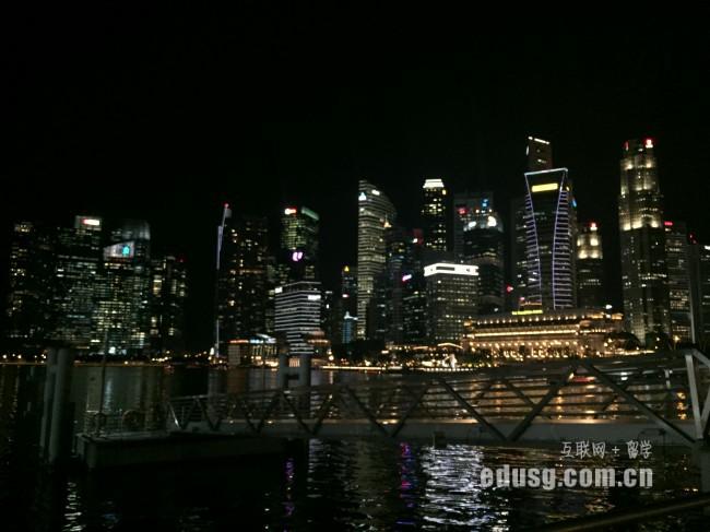 英语不好去新加坡留学