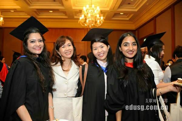 新加坡留学生打工