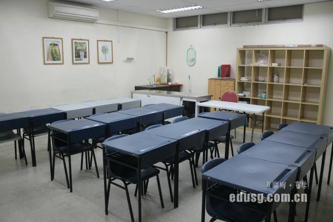 新加坡高中留学需要多少钱