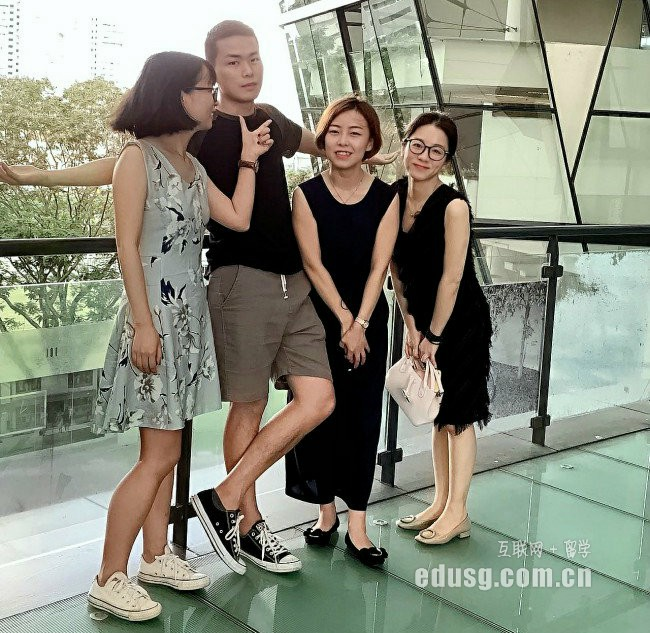 留学新加坡计算机专业申请要求
