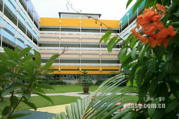 新加坡好的小学