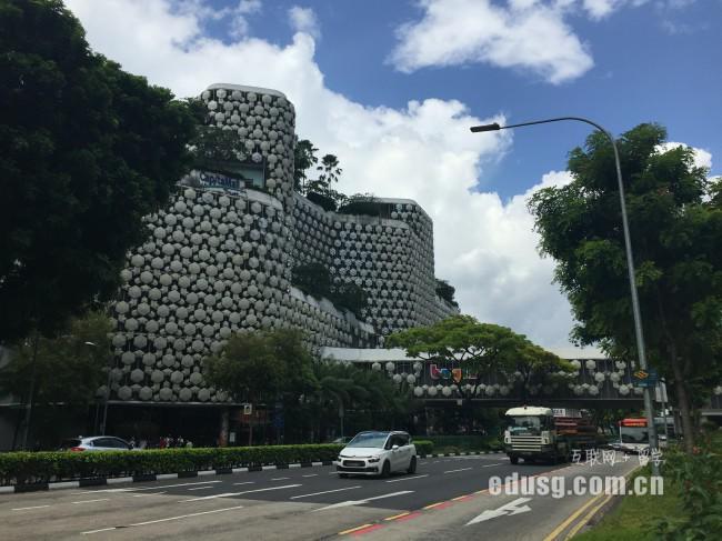 高中留学申请去新加坡