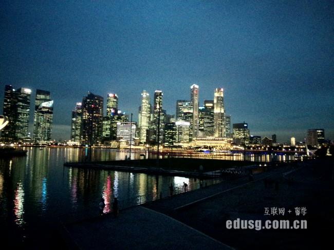 新加坡留学建筑工程专业申请步骤