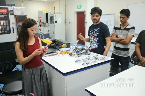 新加坡留学建筑工程专业申请要求