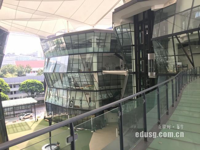高三想去新加坡留学