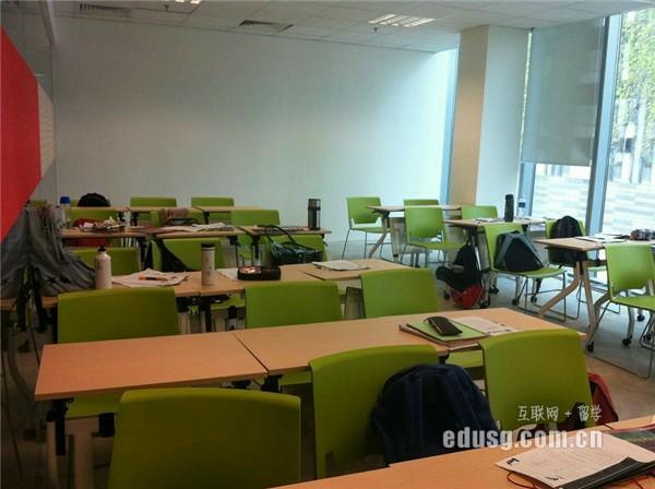 新加坡留学研究生步骤