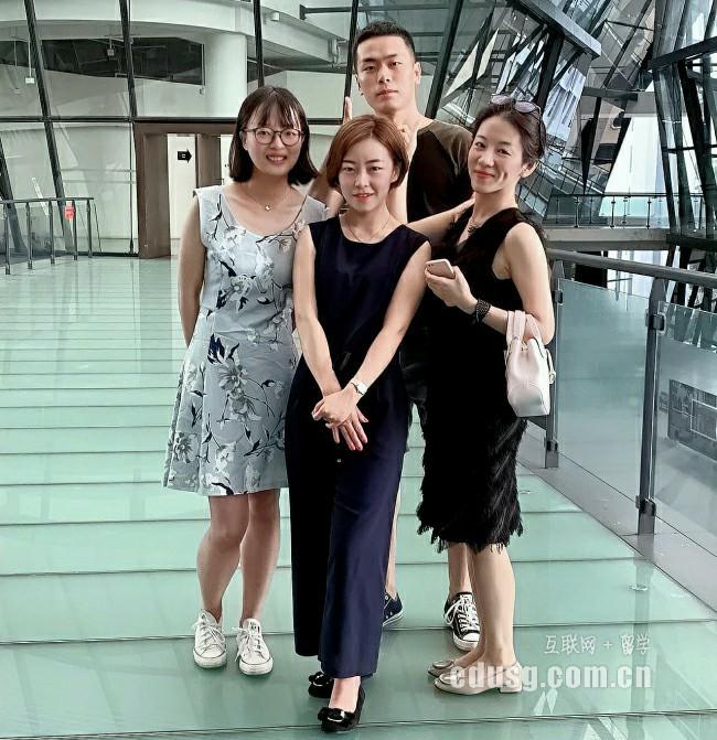 学新加坡留学语言预科