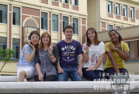 新加坡研究生全额奖学金申请书