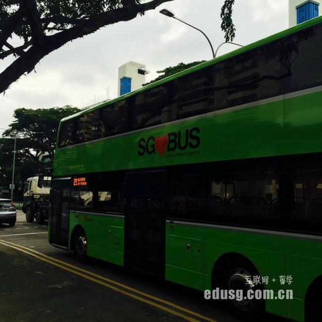 新加坡研究生怎么样