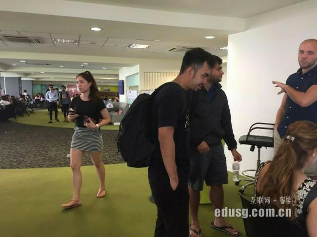 新加坡留学信息技术专业必备条件