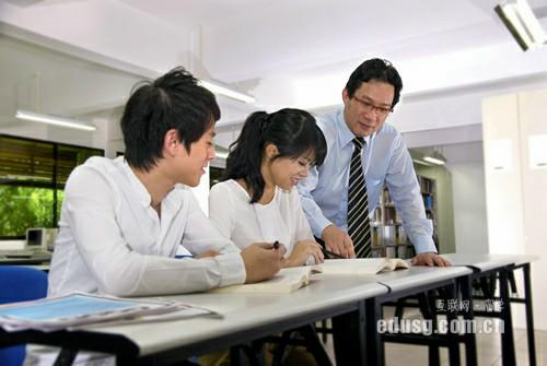新加坡留学网络专业申请条件