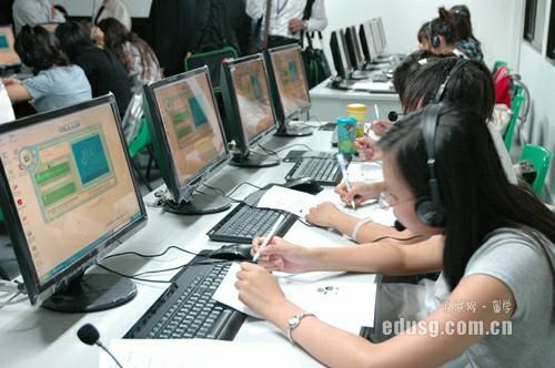 大专去新加坡留学的条件