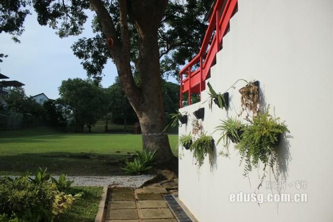 去新加坡留学读研几年