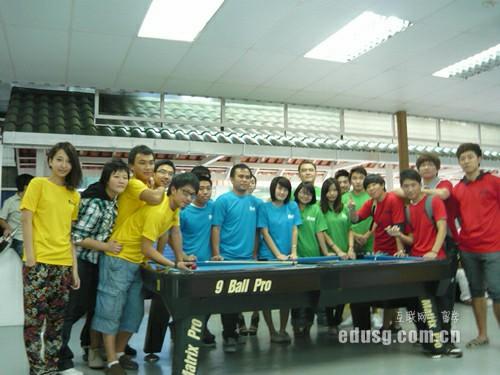新加坡留学专业申请条件