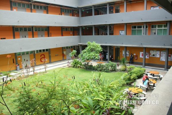高考考不好去新加坡留学