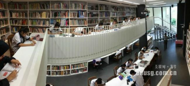 上海新加坡留学中介机构