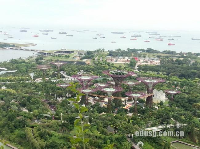 新加坡留学是最优选择