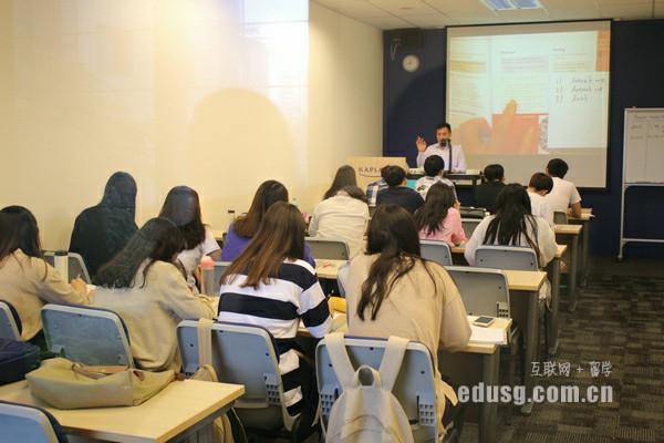 初中生去新加坡留学的途径