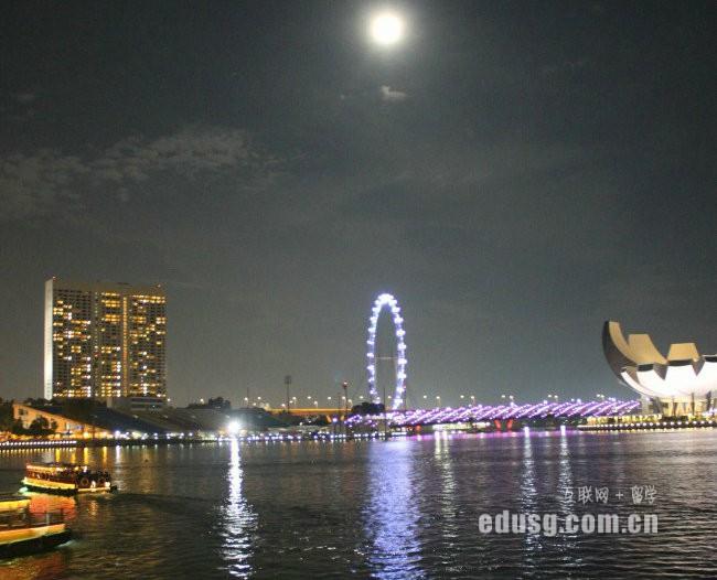 大专毕业去新加坡留学