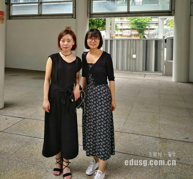 高二去新加坡留学优势