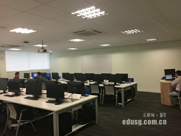 新加坡金融学专业