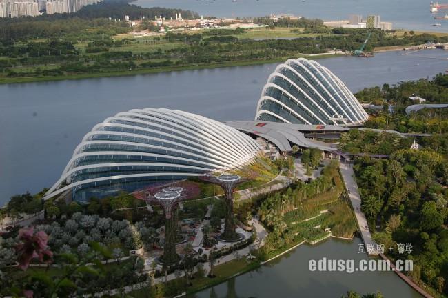 留学新加坡读研究生费用