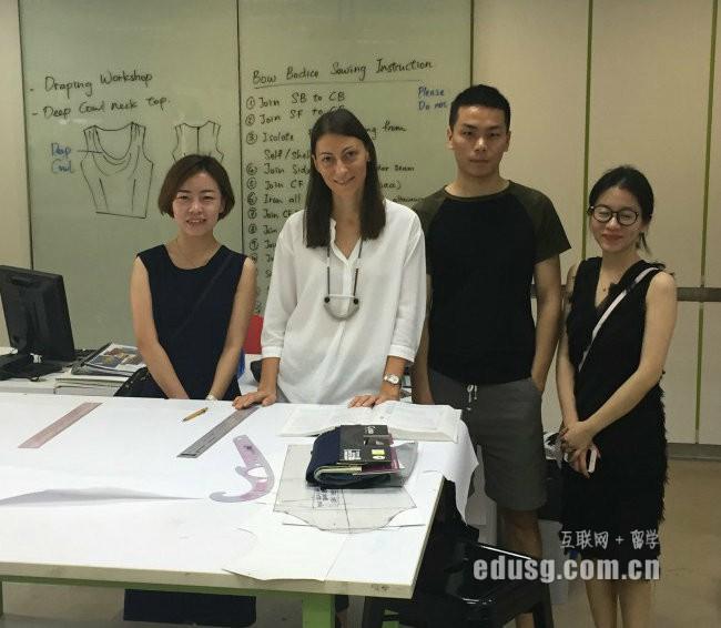 新加坡硕士留学奖学金申请条件
