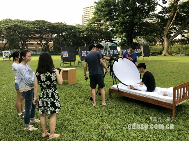 新加坡研究生留学几年