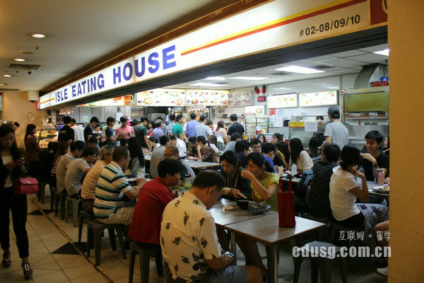 留学新加坡高中多少钱