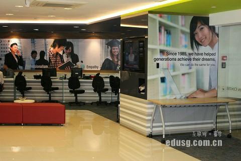 申请新加坡研究生留学