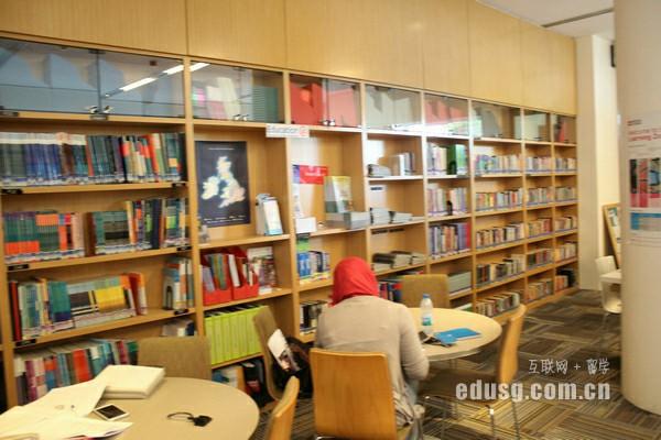 新加坡硕士留学学费一年多少钱