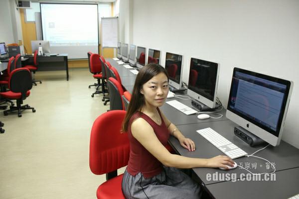 新加坡硕士学位申请报告