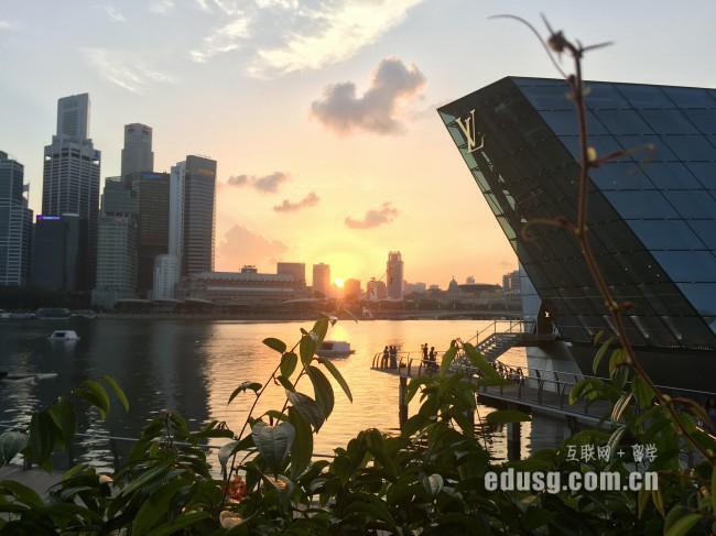 新加坡大学人力资源管理专业排名