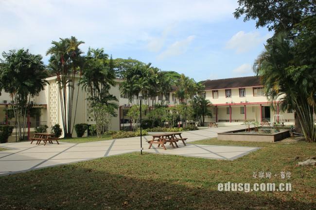 新加坡公立大学难考吗
