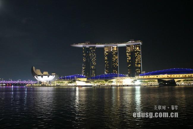 新加坡预科排名