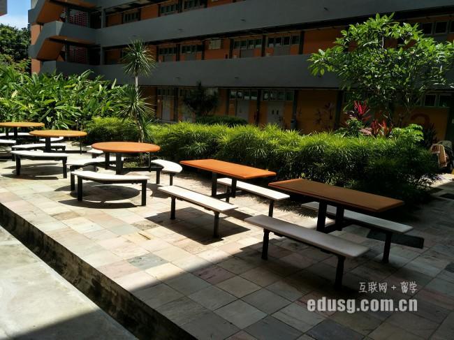 文科学生考新加坡大学排名