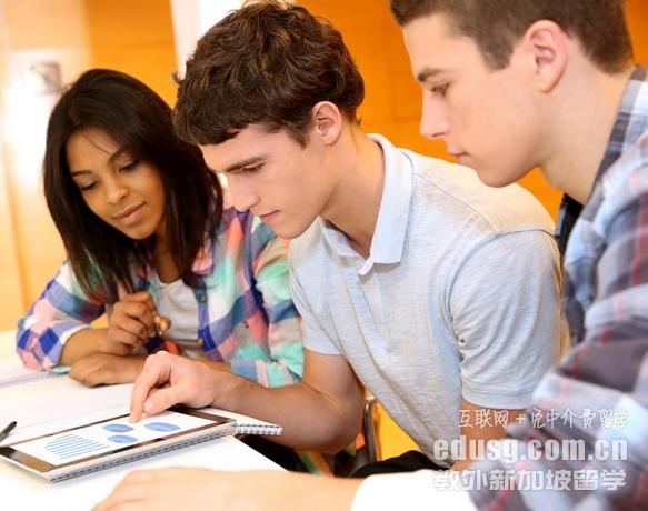 科廷科技大学新加坡分校专业设置