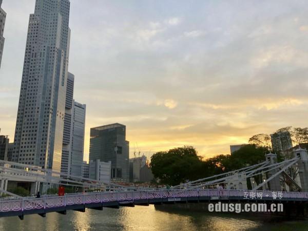 新加坡南洋现代管理学院硕士申请时间