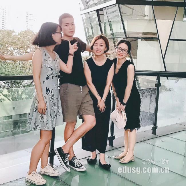 新加坡ERC学院研究生学费