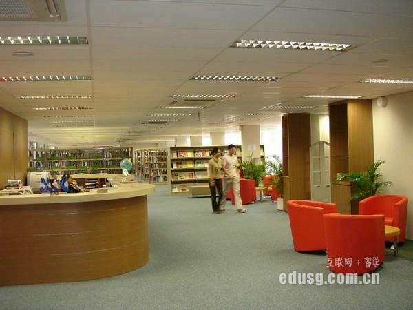 新加坡理工学院生物科学专业