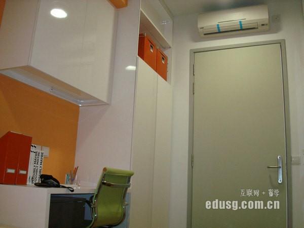 新加坡TMC学院专业设置