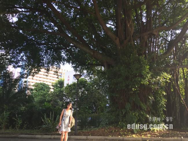 新加坡南洋理工大学硕士留学