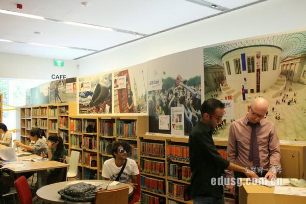 新加坡英华美学院研究生申请材料