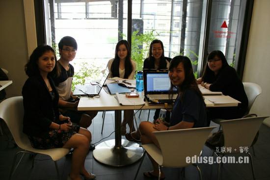 新加坡留学会计金融类专业