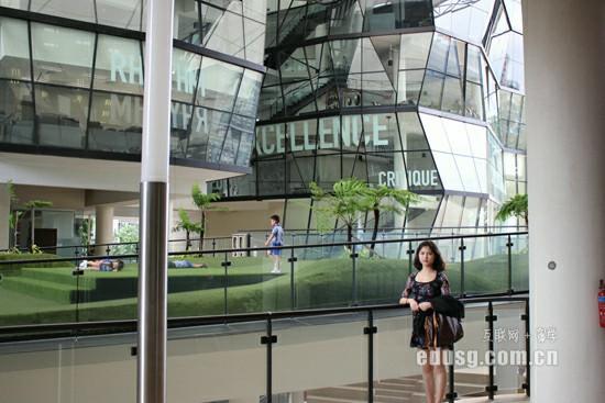 新加坡东亚管理学院读研硕士专业