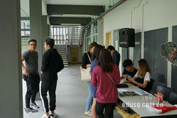 新加坡理工学院旅游专业
